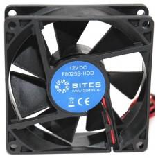 Вентилятор для системного блока 80 mm | 5Bites (f8025s-hdd) F8025S-HDD