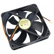 Вентилятор Gembird fancase3-oem для сб. 120*120*25. 3pin FANCASE3