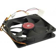 Вентилятор для корпуса Glacialtech icewind 4010 40x40x10 3pin+4pin (molex) 26db 25g Bulk CF-4010GSD0AB0001