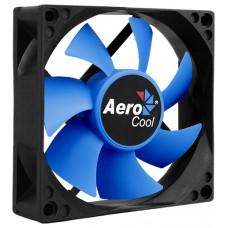 Вентилятор Aerocool Motion 8 . 80х80х25мм. 2000 об/мин. 1.68 Вт. Molex 4-pin. 21.5 CFM. 25.3 дБА. съемная крыльчатка. гидравлический подшипник 4710700950760