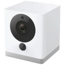 Сетевая камера Xiaomi Small Square Smart Camera. 1920x1080. Wi-Fi 2.4 ГГц. встроенный микрофон. встроенный динамик. слот для карт памяти. объектив: zoom.  угол обзора 110. ИК-подсветка. ночной режим. мониторинг дыма и угарного газа. Xiaomi Mi Home