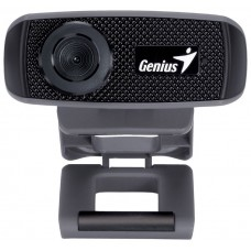 Интернет-Камера Genius FaceCam 1000X v2. hd 720p/mf/USB 2.0/uvc/mic 32200223101