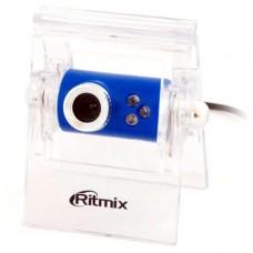 Веб-камера Ritmix rvc-006m usb. 0.3 мп. микрофон RVC006M