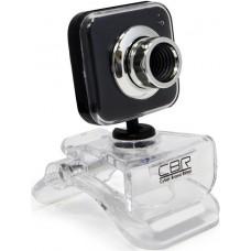 Вебкамера CBR CW-834M USB. черный CW 834M Black
