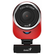 Интернет-камера Genius QCam 6000 Red 32200002401