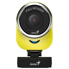 Интернет-камера Genius QCam 6000 Yellow 32200002403