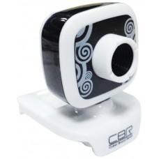 Камера интернет Cbr cw-835m black. универс. крепление. 4 линзы. 1.3 мп. эффекты. микрофон. CW 835M Black