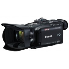 Видеокамера Canon legria hf g40 черный 20x is opt 3.5'' touch lcd 1080p xqd+sdhc flash/wifi 1005C003