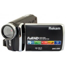 Видеокамера Rekam dvc-540 черный is el 3'' 1080p sd+mmc flash/flash 2504000002
