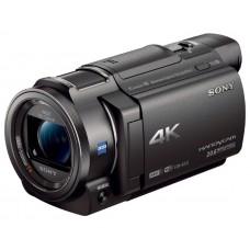 Видеокамера Sony fdr-ax33b .4k. 50p. 8.3mp. ''exmor r'' cmos. carlzeiss vs. 15/20x zoom. 3.0''. wi-fi/nfc. [fdrax33b.cee] FDRAX33B.CEL