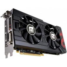 PowerColor Radeon RX 570 1105Mhz PCI-E 3.0 8192Mb 7800Mhz 256 bit DVI HDMI HDCP AXRX 570 8GBD5-DM