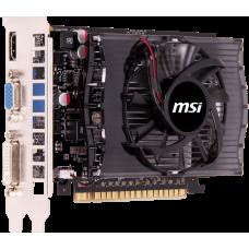 Видеокарта MSI PCI-E N730-4GD3 nVidia GeForce GT 730 4096Mb 128bit DDR3 750/1000 DVIx1/HDMIx1/CRTx1/HDCP Ret