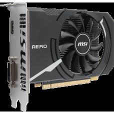 Видеокарта MSI PCI-E GT 1030 AERO ITX 2G OC nVidia GeForce GT 1030 2048Mb 64bit GDDR5 1265/6000 DVIx1/HDMIx1/HDCP Ret low profile