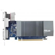 Видеокарта Asus  GT710-SL-1GD5 nVidia GeForce GT 710 1024Mb 64bit GDDR5 954/5012 DVIx1/HDMIx1/CRTx1/HDCP PCI-E  low profile Ret