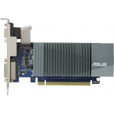 Видеокарта Asus  710-2GD5-SL nVidia GeForce GT 710 2048Mb 64bit GDDR5 954/5012 DVIx1/HDMIx1/CRTx1/HDCP PCI-E  low profile Ret