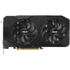 Видеокарта Asus  DUAL-GTX1660-6G-EVO nVidia GeForce GTX 1660 6144Mb 192bit GDDR5 1500/8002 DVIx1/HDMIx1/DPx1/HDCP PCI-E Ret