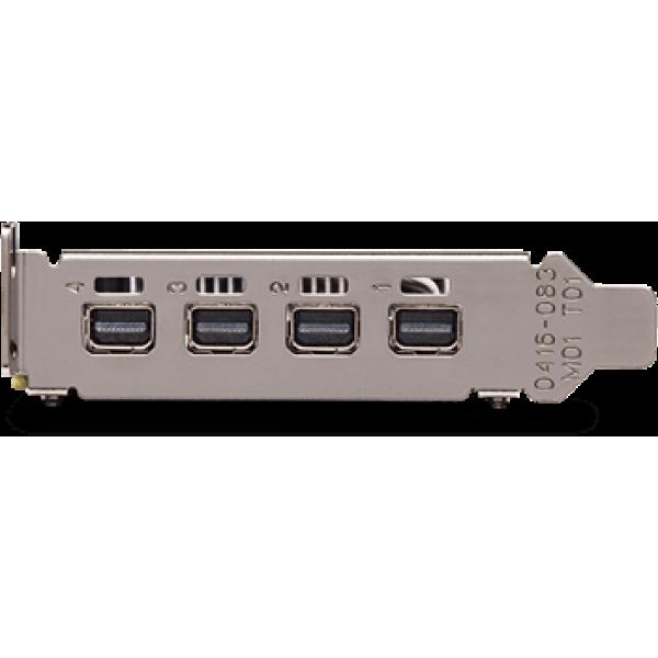Видеокарта PNY  QUADRO,P1000,4GB,PCIEX16 GEN3,VCQP1000-BLS