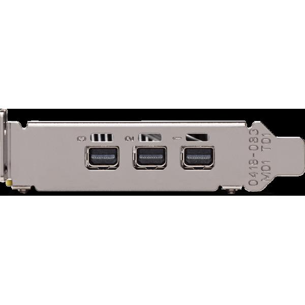 Видеокарта VGA PNY NVIDIA Quadro P400, 2 GB GDDR5/64 bit, PCI-E 3.0, 3xMini DisplayPort