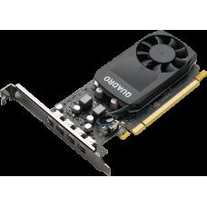 Видеокарта VGA PNY NVIDIA Quadro P1000, 4 GB GDDR5/128-bit, PCI Express 3.0 x16, DP 1.4x4, Low Profile