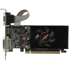 Видеокарта Sinotex Ninja NK61NP023F, GT610 PCIE (48SP) 2G 64BIT DDR3 (DVI/HDMI/CRT) RTL {50}