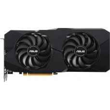 Видеокарта Asus PCI-E 4.0 DUAL-RX5600XT-T6G-EVO AMD Radeon RX 5600XT 6144Mb 192bit GDDR6 1615/14000/HDMIx1/DPx3/HDCP Ret