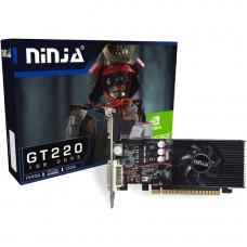Видеокарта Sinotex Ninja NL22NP013F, GT220 PCIE (48SP) 1G 128BIT DDR3 (DVI/HDMI/CRT) RTL