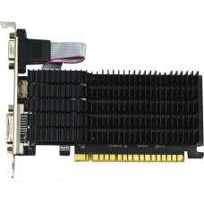 Видеокарта AFOX AF210-1024D2LG2 GEFORCE G210 1GB DDR2 64BIT DVI HDMI VGA LP HEATSINK RETAIL PACK