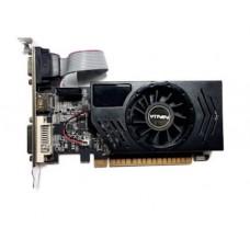Видеокарта AFOX GT710 2GB, DDR3, 64Bit, DVI, HDMI, VGA, LP AF710-2048D3L7, RTL