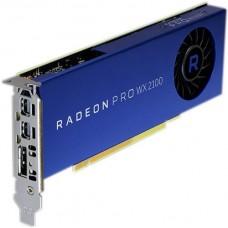 Видеокарта Dell Radeon Pro  WX 2100 2Gb DP 2 mDP (490-BDZR)