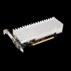 GigaByte GeForce GT 1030 1227Mhz PCI-E 3.0 2048Mb 6008Mhz 64 bit DVI HDMI HDCP Silent Low Profile GV-N1030SL-2GL