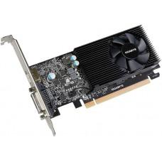 Видеокарта GIGABYTE GeForce GT 1030 PCI-E 2048Mb (GV-N1030D5-2GL) RTL GV-N1030D5-2GL