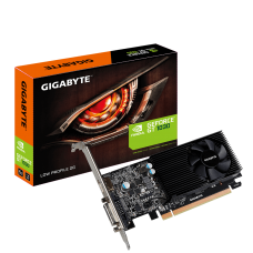 Видеокарта Gigabyte GT 1030 GV-N1030D5-2GL