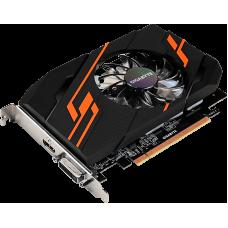 Видеокарта Gigabyte PCI-E GV-N1030OC-2GI nVidia GeForce GT 1030 2048Mb 64bit GDDR5 1290/6008 DVIx1/HDMIx1/HDCP Ret GV-N1030OC-2GI