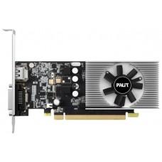 Видеокарта Palit PCI-E PA-GT1030 2GD5 nVidia GeForce GT 1030 2048Mb 64bit DDR5 1227/6000 DVIx1/HDMIx1/HDCP Ret NE5103000646-1080F