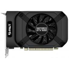 Видеокарта Palit GeForce GTX 1050 1354Mhz PCI-E 3.0 2048Mb 7000Mhz 128 bit DVIx1/HDMIx1/DPx1/HDCP Bulk NE5105001841-1070FBULK