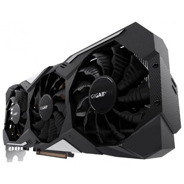 Видеокарта Gigabyte GeForce RTX 2080 Gaming OC 8G. 8GB GDDR6. HDMI. 3x DP. USB-C (GV-N2080GAMING OC-8GC) GV-N2080GAMINGOC-8GC