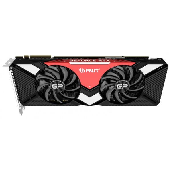 Видеокарта Palit GeForce RTX2070 GAMING PRO OC / NE62070U20P2-1060A / RTL NE62070U20P2-1060A