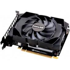Видеокарта INNO3D 3Gb .PCI-E. GeForce GTX 1050 Compact N1050-1SDV-L5OM .GTX1050. GDDR5. 96bit. HDCP. DVI. HDMI. DP. Retail. N1050-1SDV-L5OM