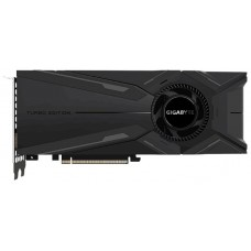 Видеокарта Gigabyte GeForce RTX 2080 Turbo 8G. 8GB GDDR6. HDMI. 3x DP. USB-C (GV-N2080TURBO-8GC) GV-N2080TURBO-8GC