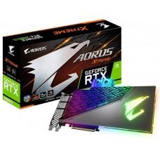 Видеокарта Gigabyte Aorus GeForce RTX 2080 Ti Xtreme Waterforce WB 11G (GV-N208TAORUSX WB-11GC) GV-N208TAORUSXWB-11GC