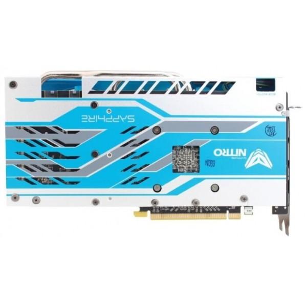 Видеокарта Sapphire Nitro+ Radeon RX 590 8GD5 Special Edition. 8GB GDDR5. DVI. 2x HDMI. 2x DP. lite retail (11289-01-20G) 11289-01-20G