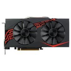 Видеокарта БУ AMD 04096Mb RX570 ASUS EX-RX570-O4G
