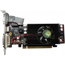 Видеокарта AFOX NVIDIA Geforce GT710 PCI-E 16x  AF710-2048D3L5-V1 2GB DDR3 64Bit DVI HDMI VGA LP Single Fan AF710-2048D3L5-V1