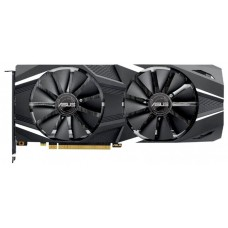 Видеокарта ASUS Dual GeForce RTX 2070. DUAL-RTX2070-8G. 8GB GDDR6. HDMI. 3x DP. USB-C 90YV0C84-M0NA00
