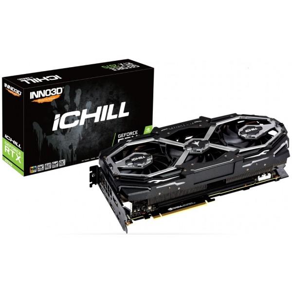 Видеокарта INNO3D GeForce RTX 2070 iCHILL X3 JEKYLL C20703-08D6X-1790VA16 C20703-08D6X-1790VA16