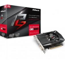 Видеокарта ASRock Phantom Gaming Radeon RX 550 2G PHANTOMGRRX5502G