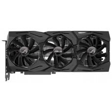 Видеокарта Asus ROG Strix GeForce RTX 2070. ROG-STRIX-RTX2070-8G-GAMING. 8GB GDDR6. 2x HDMI. 2x DP. USB-C (90YV0C92-M0NA00) ROG-STRIX-RTX2070-8G-GAMING