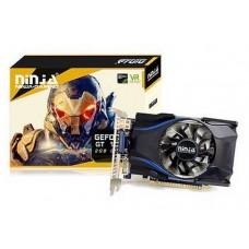 Видеокарта Sinotex Ninja NK103FG25F. GT1030 (384SP) 2G 64BIT GDDR5 (Dual Link DVI-D/HDMI)  RTL
