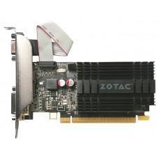 Видеокарта Zotac gt 710 zone edition. 2gb. ddr3. 64bit. 964/1600. hdcp. dvi. hdmi. vga. rtl (zt-71302-20l) ZT-71302-20L