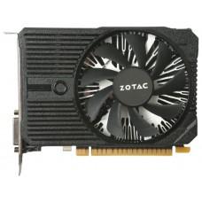 Видеокарта Zotac GTX 1050 Mini. PCI-Ex16. 2GB. GDDR5. 128bit. DL-DVI+HDMI+DP. (ZT-P10500A-10L). RTL